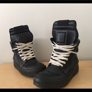 Rick Owens Shoes - Rick Owens Geobasket