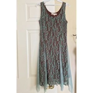 Altar'd State sleeveless lace dress
