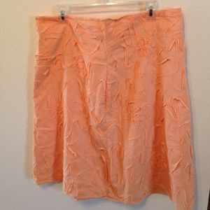 Dresses & Skirts - Peach colored summer skirt