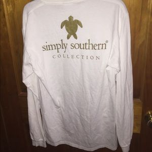 Simply Southern Tops - Simply Southern LS tee