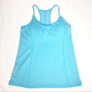 Kyodan Tops - Kyodan Light Blue Yoga Workout Bra Tank