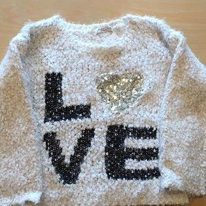 Pinc Premium Other - Girls Love Sweater