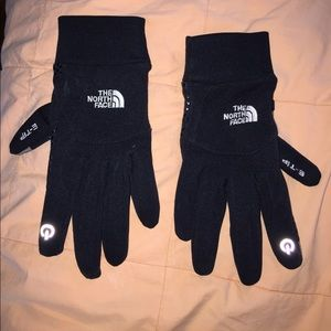 The North Face Other - North Face E-Tip Gloves (touchscreen usable)