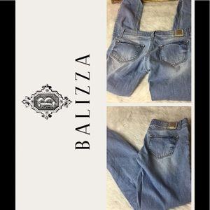 Balizza Denim - Balizza Designer Jeans Sz XS 27