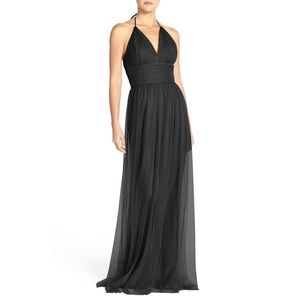 amsale Dresses & Skirts - Black PROM OR BLACK TIE Gown $310