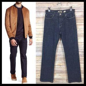 John Varvatos Other - john varvatos // authentic fit dark wash jeans