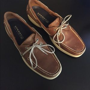 Sperry Top-Sider Other - EUC Men's Sperry Topsiders