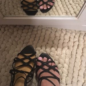 Shoes - Seychelles strapped sandals