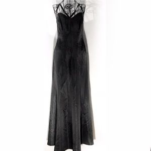 Nicole Miller Dresses & Skirts - VINTAGE NICOLE MILLER COLLECTION BALL GOWN 6 MED