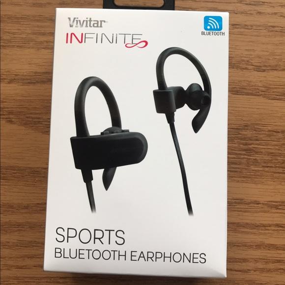 455b011a635 Vivitar Other | Infinite Bluetooth Headphones | Poshmark