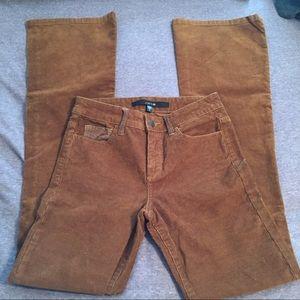 Joes jeans corduroy jeans