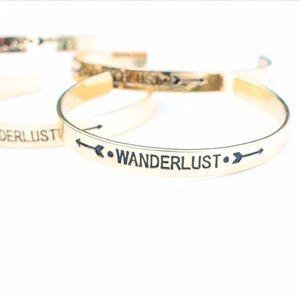 Twilight Gypsy Collective Jewelry - 🎉SALE🎉 NEW Gold Tone Wanderlust Bracelet