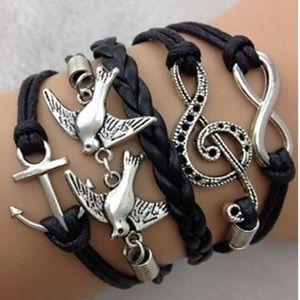 Jewelry - BOGO!!!Infinity Bracelets!!!