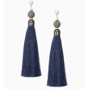Stella & Dot Jewelry - Stella & Dot tassel earrings