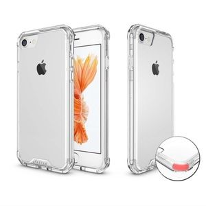 Iphone 7/7plus clear case
