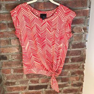 Greylin Tops - Greylin short sleeved blouse