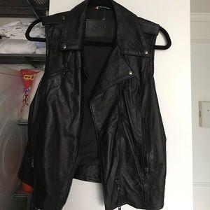 Carmar Jackets & Blazers - Carmar leather vest