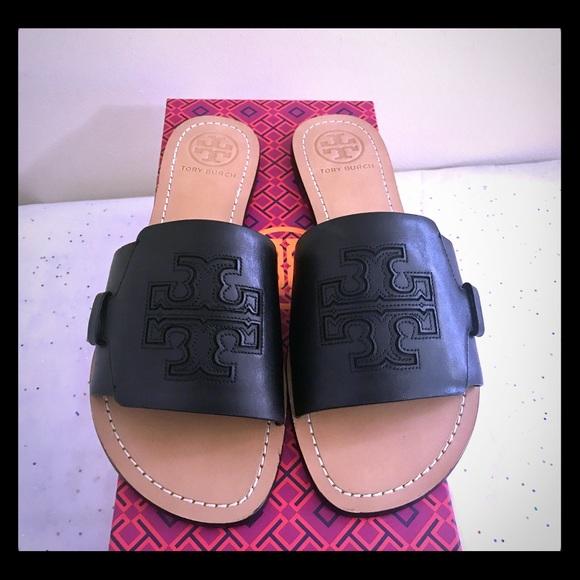 0a4deda2fcafad ireland tory burch melinda slide sandals 4b49a 11b6e  shop 1 day saletory burch  melinda slide sandals 28f97 e8cc0