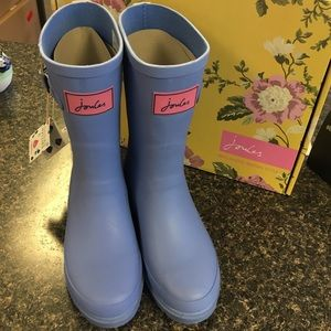 Joules Other - Girls rain boots