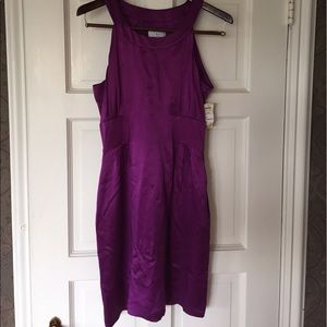 Adam Dresses & Skirts - Adam by Adam lippes silk dress sleeveless sheath