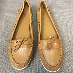 Aldo Maidens Boat Loafers in Natural