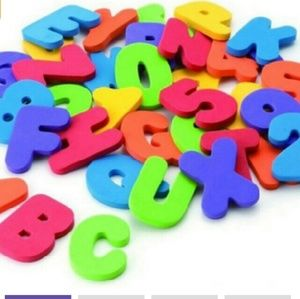 Other - Childrens play letters