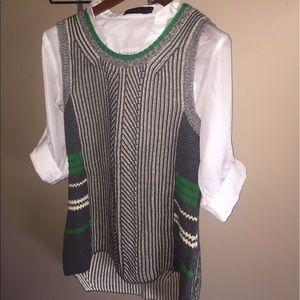 CAbi Sweaters - Sleeveless sweater
