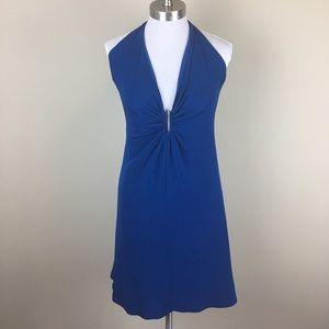 bebe Dresses & Skirts - Bebe | Semi-formal Spandex Halter Dress