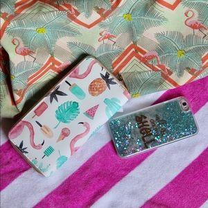WILA Handbags - Tropical Wallet🌵🍦