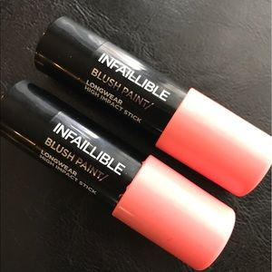 LOReal Other - (2) LOreal Infallible Blush Paint