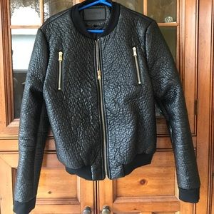 Jackets & Blazers - Comme bomber jacket size medium