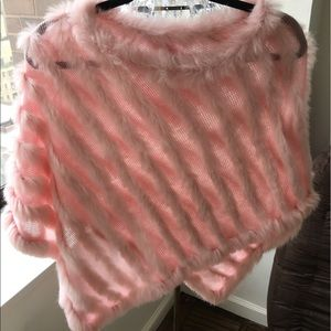 Other - Fur poncho
