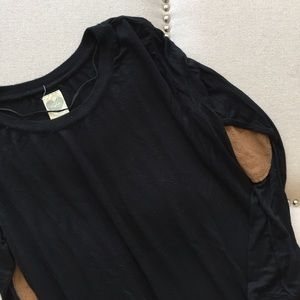 Zara Elbow Patch Sweater