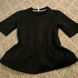 lululemon athletica Tops - Sale! Lululemon peplum short sleeve sweatshirt