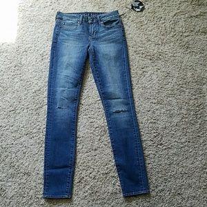 articles of society Denim - Light blue skinny jeans