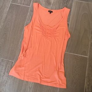 Talbots Tops - ❣BOGO 1/2 off❣🆕Talbots orange soft tank top large