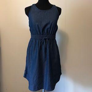 Copper Key Dresses & Skirts - Copper Key Denim Style Dress