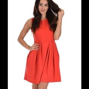 728260a5c Dresses & Skirts - Coral I'm Smitten Skater Dress