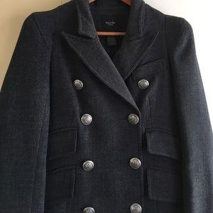 Smythe Jackets & Blazers - Smythe Les Vestes military style grey wool coat