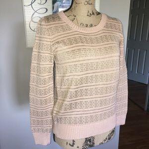 A.P.C. Sweaters - A.P.C. Beige/Gold Sweater