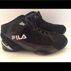 Men's Fila Hightops, hardly worn, WILL DELETE MAY3