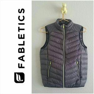 Fabletics Jackets & Blazers - Fabletics Quilted Nylon Vest