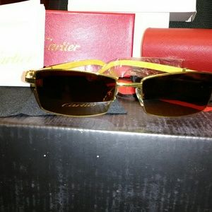 Cartier Other - Cartier sunglasses