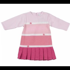 Florence Eiseman Other - NWT - Multi Shade Pink Sweater Dress