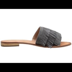 Shoes - Seychelles Accelerate slides.