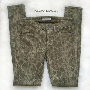 Rich & Skinny Denim - Rich & Skinny print skinny jeans