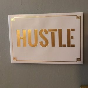 Other - Hustle artwork for wall