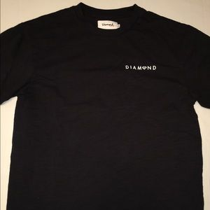 Diamond Supply Co. Other - Diamond Supply Co. 💎 Black tee Size L