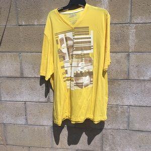 Sean John Other - SEAN JOHN Empire Yellow T Shirts