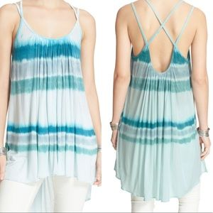 Free People Fly Away Tank, Size Large, NWT